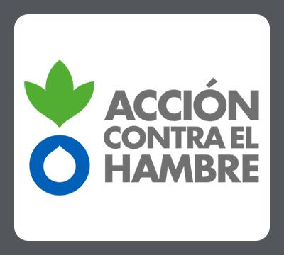 Nosotros - Clientes - Acción Contra el Hambre